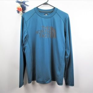 The North Face Mens Pullover LS Shirt Size Med